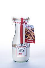 Potraviny - Koláč vo fľaši (WECK) - Linecké koláčiky - 9039474_