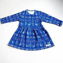 Detské oblečenie - Šaty - Čičmany Folk - 9039354_