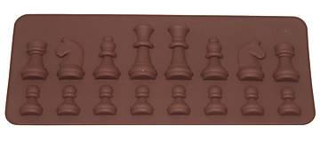 Silikónová forma Šachovnica
