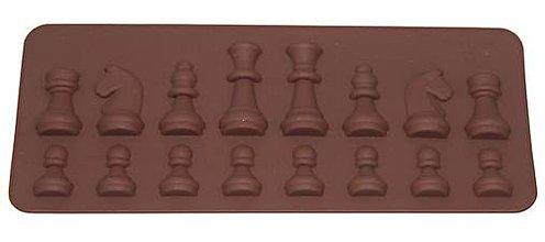 Pomôcky/Nástroje - Silikónová forma Šachovnica - 9041549_