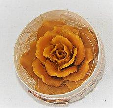 Dekorácie - Voňavá ruža - 9037694_