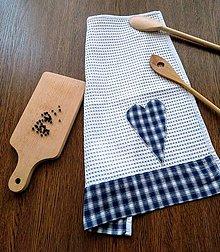 Úžitkový textil - Kuchynská utierka - 9041199_