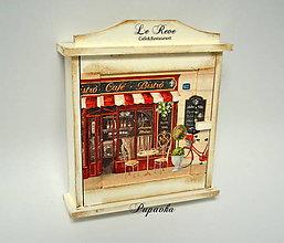 Krabičky - Skrinka na kľúče - 9040250_