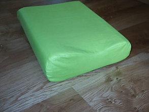 Úžitkový textil - poťah na anatomický vankúš - 9037391_