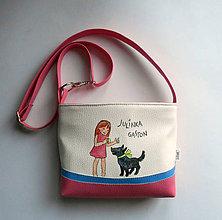Detské tašky - julinka a gaston - 9039936_