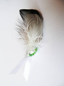Pierka - Pierka v zelenom - 9037159_