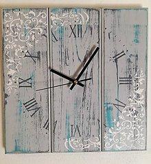 Hodiny - Nástenné hodiny - fantázia - 9045446_
