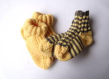 Topánočky - Ponozky detske merino - 9042910_