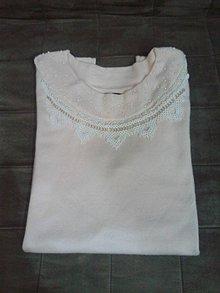 Náhrdelníky - výšivka perlová - 9043906_