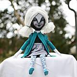 Bábiky - bábika. na ozdobu. - 9045413_