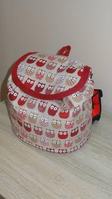 Batohy - Dievčenský ruksačik - 9042609_