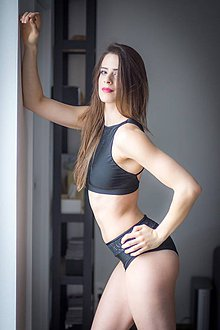 Bielizeň/Plavky - Sportovní plavky / set BLACK - 9044551_