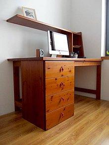 Nábytok - Pracovný stôl - 9045490_
