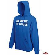 Absolut trouble - man hoodie