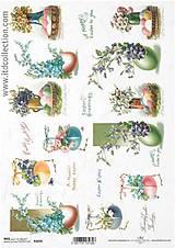 Papier - Ryžový papier ITD 1076 - 9043674_