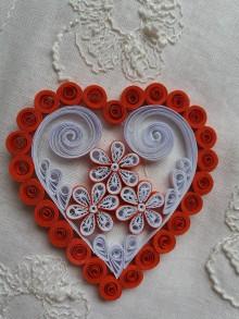 Drobnosti - Valentínske srdiečko - 9042729_