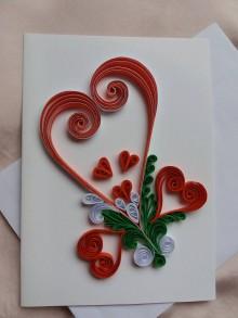 Drobnosti - Valentínsky pozdrav - 9042776_