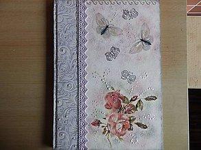 Papiernictvo - ruža - 9042716_
