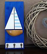 Nábytok - Námornícky vešiak