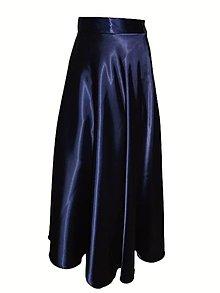 Sukne - spoločenská sukňa - 9046377_