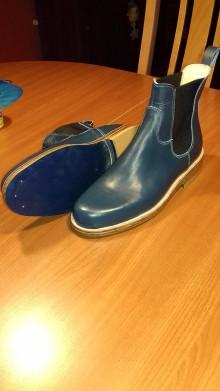 Obuv - Hand made dámské a pánské topánky - 9049021_