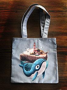 Nákupné tašky - Bag - Adventure Begins - 9046732_
