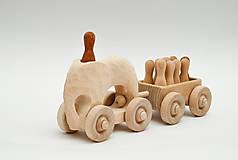 Hračky - Pišlický slon - 9049674_