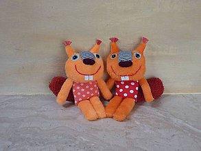 Hračky - Malé veveričky - 9049026_