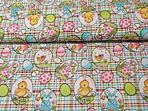 Textil - Bavlnené látky - 9045959_
