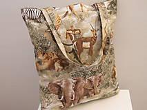 Nákupné tašky - ...safari... - 9047405_