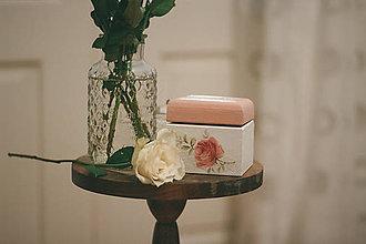 Krabičky - Čajová jednotka (Púštna ruža) - 9048229_