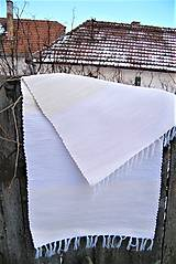 - Tkaný maslový koberec - 9048342_