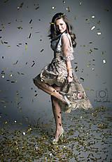 Šaty - šaty GOLD LUXURY - 9050586_