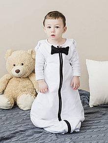 Textil - Upokojujúci spací vak Mimi Gentleman - 9053242_
