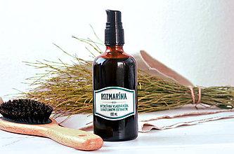 Drogéria - Rozmarína - intenzívna vlasová kúra (100 ml) - 9053202_