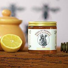 Potraviny - citrusový med - 9053457_