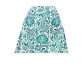 Sukne - slávnostná sukňa Modrý ornament - 9052489_