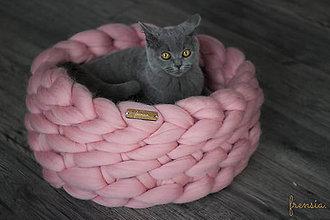 Košíky - Posteľ / Brloh / Košík / Pelech pre mačku al. psíka - 9050681_