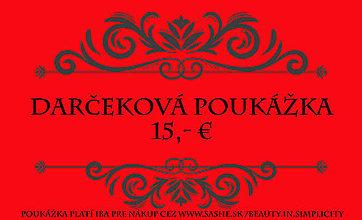 Darčekové poukážky - Darčeková poukážka - 9050287_