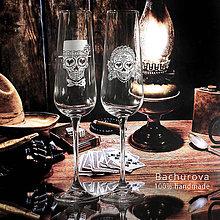 Nádoby - Svadobné poháre - 9053138_