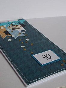 Papiernictvo - ...pohľadnica narodeninová s telefónom... - 9052632_
