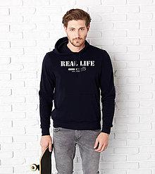 Oblečenie - Real life - mikina - 9050823_