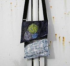 Kabelky - Originál malovaná kabelka - 9053416_