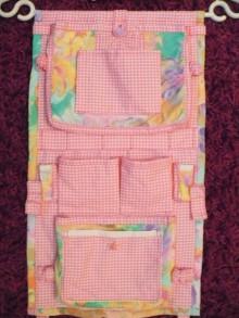 Úžitkový textil - Dievčenský vreckár - 2702472_