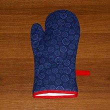 Úžitkový textil - chňapka rukavička - 9056322_