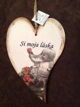 Tabuľky - Si moja láska - 9056122_