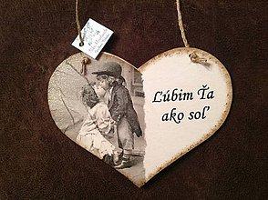 Tabuľky - Ľúbim Ťa ako soľ - 9056090_