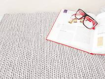 Úžitkový textil - Koberec (Modrá) - 9056132_