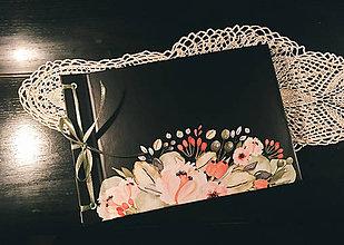 Papiernictvo - Fotoalbum klasický, polyetylénový potlačený obal ,,Glamour,, - 9057529_