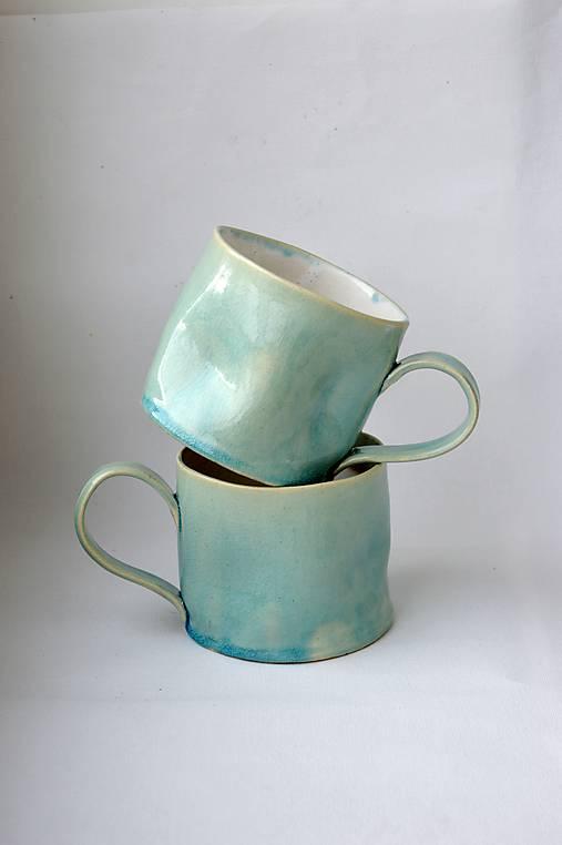 Keramický pohár